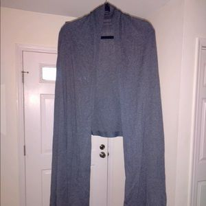 Moda dark gray shirt wrap size Med